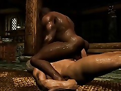 3D Animation sex tube - young twink gay sex